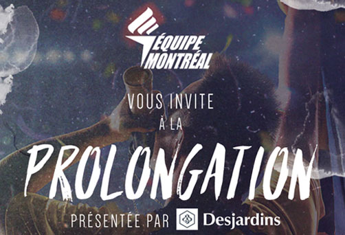 La Prolongation 2017